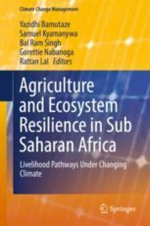 Climate Change Adaptation Through Aquaculture: Ecological