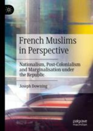 Gender Orientalism And Muslims In France Culture Masculinity