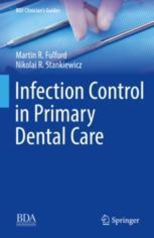 Dental Disinfection Environmental Decontamination 2020 978-3-030-16307-5.jpg
