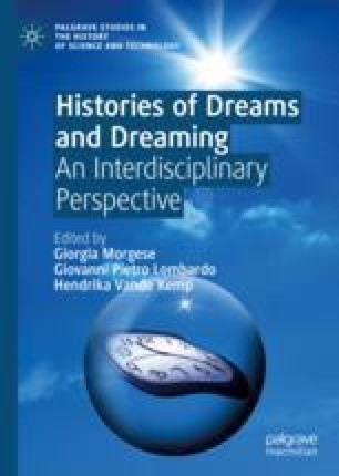 Epilogue: A Multiplicity of Contexts for Histories of Dreams and