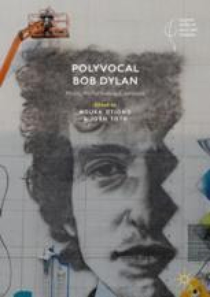 Bob Dylan Drawn Blank House on Union Street Invite Card 2012