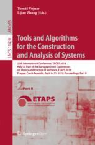 The mCRL2 Toolset for Analysing Concurrent Systems   SpringerLink