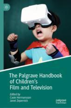 Children's Film and Television: Contexts and New Directions