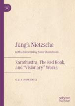 Liber Novus in Nietzsche: Jung's Seminar on Zarathustra
