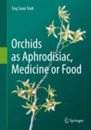 Medicinal Orchids in the Malay Archipelago   SpringerLink