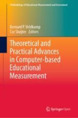 Assessing Computer-Based Assessments   SpringerLink