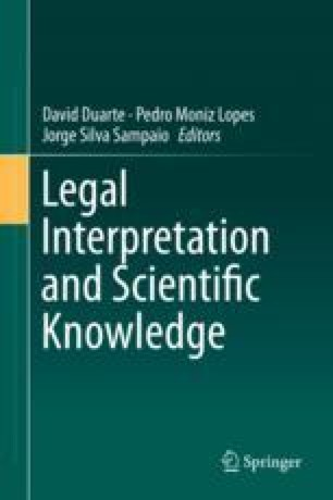 An Almost Pure Theory Of Legal Interpretation Within Legal