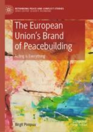 EUFOR Althea in Bosnia: A Tiny Particle of the Peacebuilding