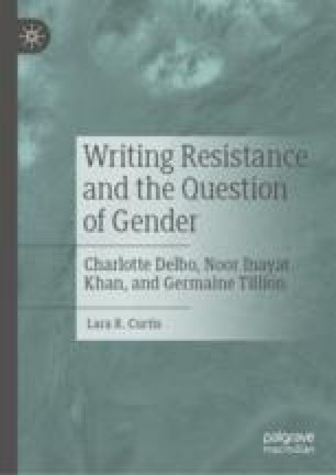 Germaine Tillion Observations Of Algeria And Ravensbrück