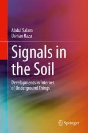 Signals in the Soil: Subsurface Sensing   SpringerLink