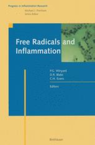 Immunopharmacology of Free Radical Species (Handbook of Immunopharmacology)