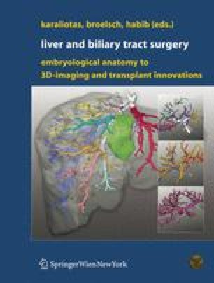 Anatomical Variations And Anomalies Of The Biliary Tree Veins And