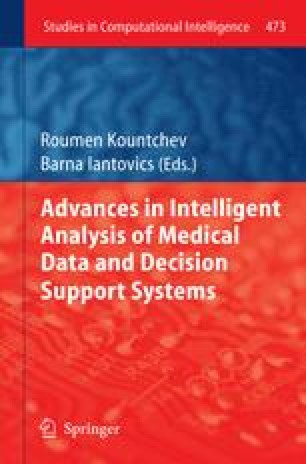 Advances in Intelligent Analysis of Medical Data and Decision Support Systems