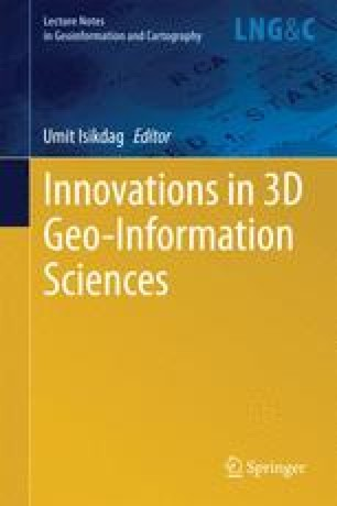 Innovations in 3D Geo-Information Sciences