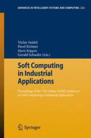Soft Computing in Industrial Applications
