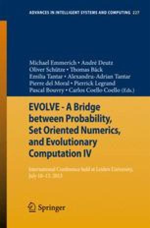 EVOLVE - A Bridge between Probability, Set Oriented Numerics, and Evolutionary Computation IV