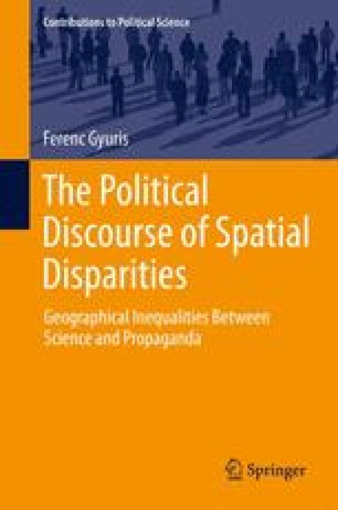 Spatial Disparity Research After the Initial Decades of Cold