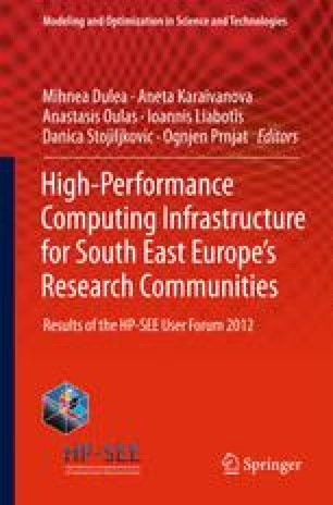 High-Performance Computing Infrastructure for South East Europe's Research Communities