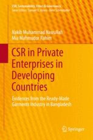 CSR Practices in the RMG sector of Bangladesh | SpringerLink