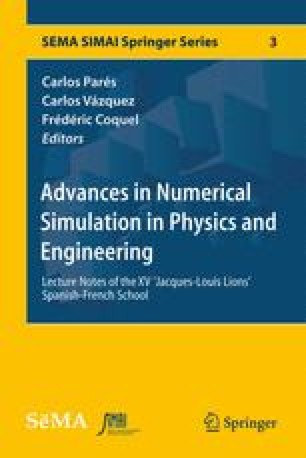 Advances in Numerical Simulation in Physics and Engineering