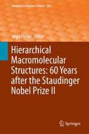 Hierarchical Macromolecular Structures: 60 Years after the Staudinger Nobel Prize II