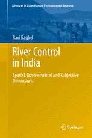 River Control in India