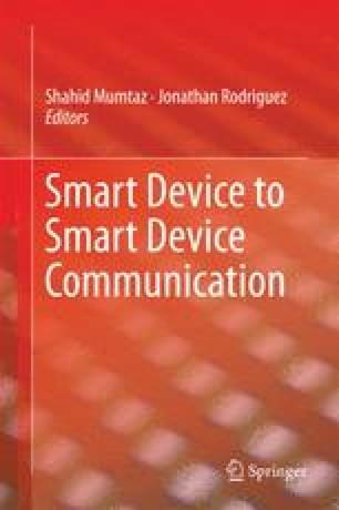 Smart Device to Smart Device Communication