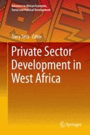 Private Sector Development in West Africa