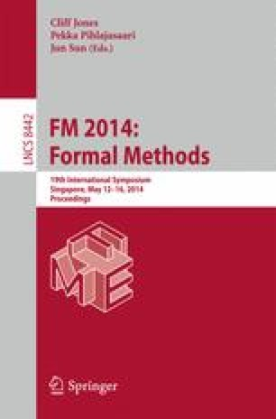 FM 2014: Formal Methods