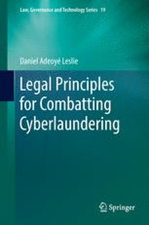 Regulating Cyberlaundering | SpringerLink