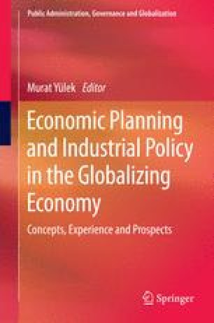 National Planning, Industrial Policy and the New Statism in