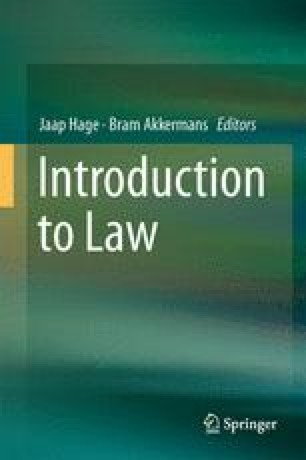 substantive law and procedural law