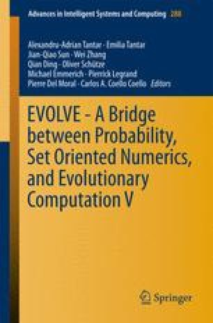 EVOLVE - A Bridge between Probability, Set Oriented Numerics, and Evolutionary Computation V