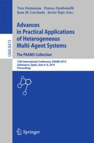 Advances in Practical Applications of Heterogeneous Multi-Agent Systems. The PAAMS Collection