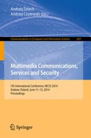 Multimedia Communications, Services and Security