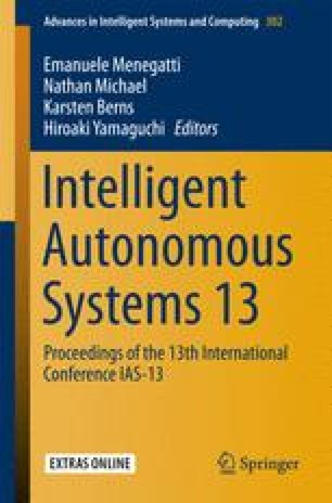 Intelligent Autonomous Systems 13