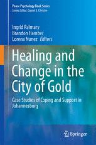 Healing and Deliverance in the City of Gold | SpringerLink