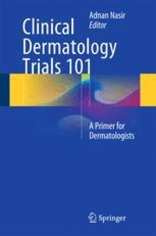 Clinical Research in Pediatric Dermatology | SpringerLink