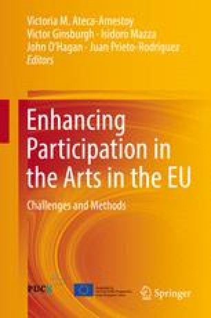 Enhancing Participation in the Arts in the EU