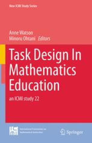 The Critical Role of Task Design in Lesson Study   SpringerLink