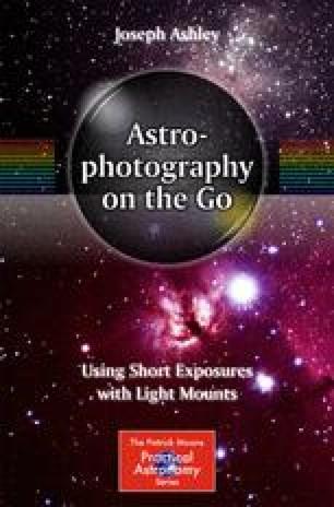 Alt-Azimuth Mount Astrophotography | SpringerLink