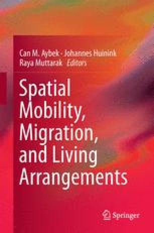 Spatial Mobility, Migration, and Living Arrangements