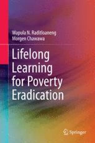 Lifelong Learning for Poverty Eradication