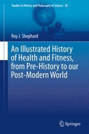 The Modern Era: Blossoming of the Olympic Movement and the