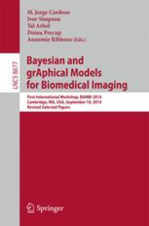 Bayesian and grAphical Models for Biomedical Imaging