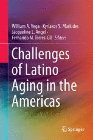The Demography of the Elderly in the Americas: The Case of