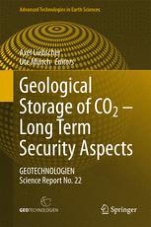 Joint Research Project CO2MAN (CO2MAN Reservoir Management
