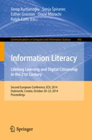 Strategies For The Effective Implementation Of Information Literacy