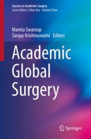 Balancing Global Surgery with Traditional Career and Life