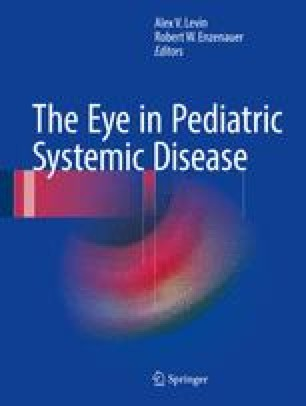 Ocular Manifestations of Gastrointestinal Disease | SpringerLink